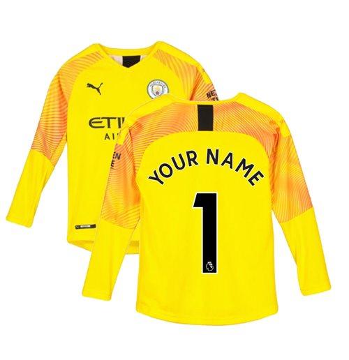 Camisa Manchester City Third 20192020