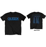 Camiseta Queen unissex - Design: The Game Tour