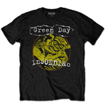 Camiseta Green Day unissex - Design: Free Hugs