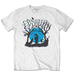 Camiseta Ed Sheeran unissex - Design: Woodland Gig