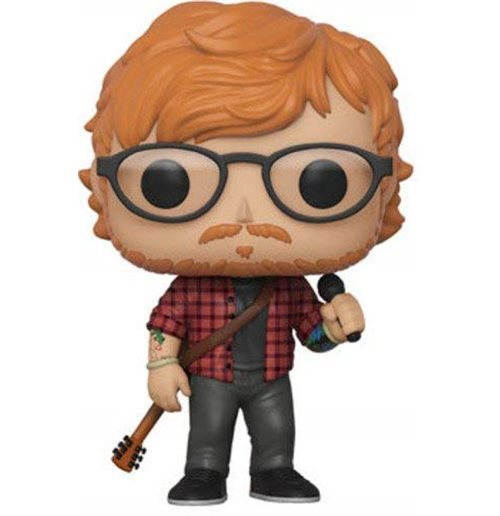 Funko Pop Ed Sheeran 355332