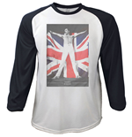 Camiseta Queen unissex - Design: Flag