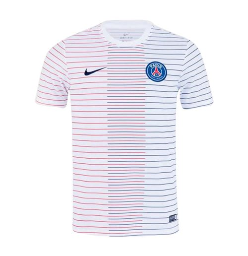 Camiseta Paris Saint-Germain 2019-2020 (Branco)