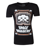 Camiseta Space Invaders 359404