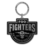 Chaveiro Foo Fighters - Design: Established 1995