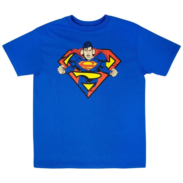 Camiseta Superman unissex