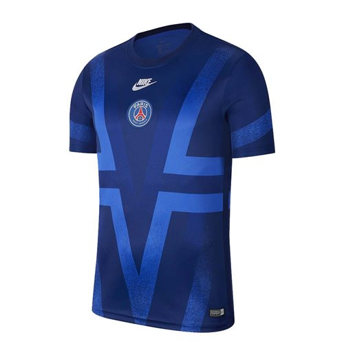 Camiseta Paris Saint-Germain 2019-2020 (Azul escuro)
