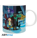 Caneca Rick and Morty 370136