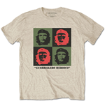 Camiseta Che Guevara unissex - Design: Blocks