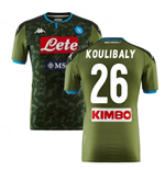 Camiseta 2018/2019 Napoli 2019-2020 Away