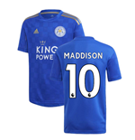 Camiseta 2018/2019 Leicester City F.C. 371937