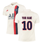 Camiseta 2018/2019 Paris Saint-Germain 2019-2020 Third personalizada