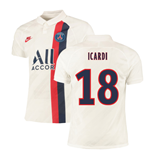 Camiseta 2018/2019 Paris Saint-Germain 2019-2020 Third