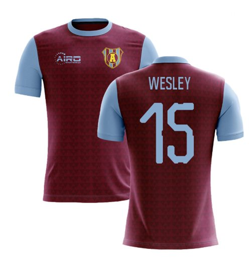 Camiseta Aston Villa 2019-2020 Home