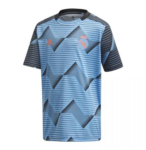 Camiseta Real Madrid 2019-2020 (Azul escuro)