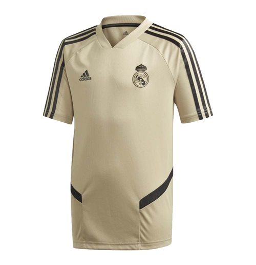 Camiseta Real Madrid 2019-2020 (Ouro)