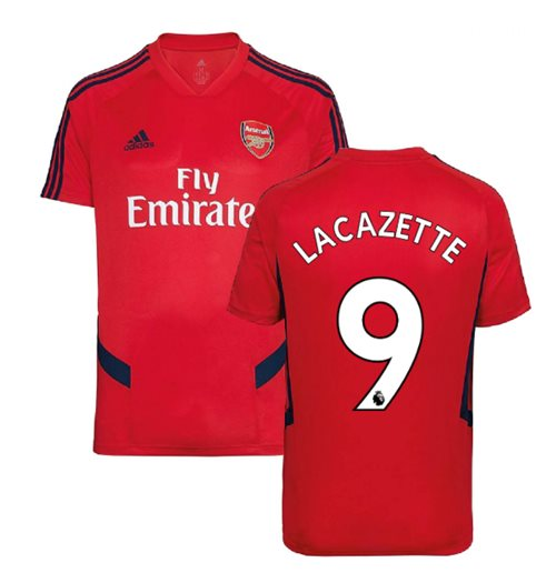 Camiseta Arsenal 2019-2020