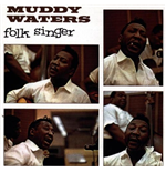 Vinil Muddy Waters - Folk Singer