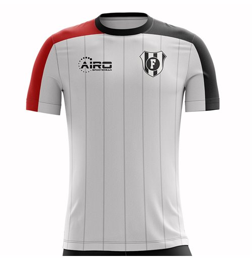 Camiseta Fulham 2019-2020 Home