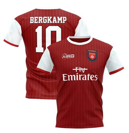Camiseta Arsenal 2019-2020 Home