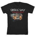 Camiseta Green Day Revolution Radio Cover