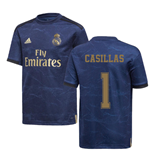 Camiseta 2019/2020 Real Madrid Away