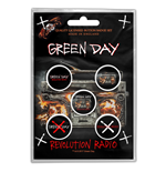 Broche Green Day 391357