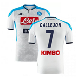 Camiseta 2019/2020 Napoli Third