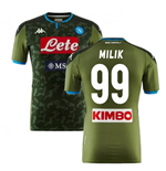 Camiseta 2019/2020 Napoli Away