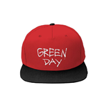 Boné de beisebol Green Day 396896
