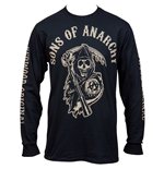 Camiseta manga longa Sons of Anarchy de homem