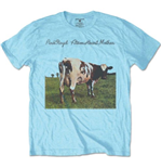 Camiseta Pink Floyd unissex - Design: Atom Heart Mother Album