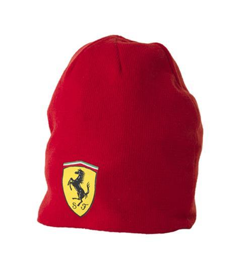 Gorro vermelho Ferrari Original  Compra Online em Oferta 2e4c07a0455