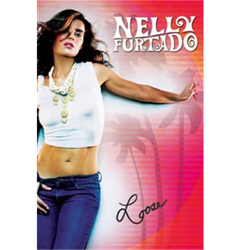 Pôster Nelly Furtado-Loose