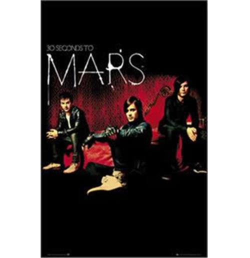 Poster 30 Seconds To Mars 47998