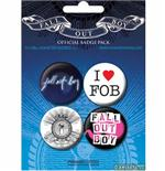 Broche Fall Out Boy 48104
