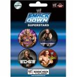Set Chapinhas Wwe-Smack Down