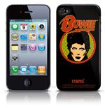Capa cover Skin iPhone 4 David Bowie-Diamond Dogs.Produto oficial Emi Music