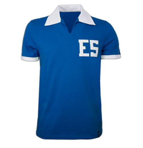 Camiseta retro El Salvador