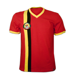Camiseta retro Moçambique