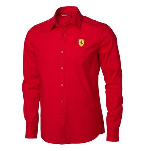 bf2104dc58 Camisa Ferrari Original: Compra Online em Oferta