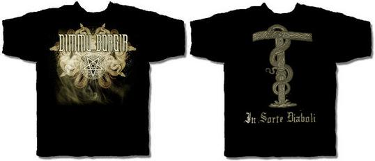 Camiseta Dimmu Borgir - Serpentine