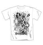 Camiseta Alexisonfire Fight. Produto oficial Emi Music