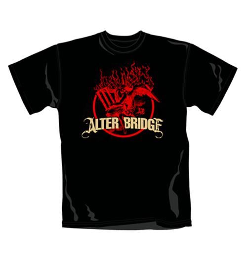 Camiseta Alter Bridge Iii. Produto oficial Emi Music