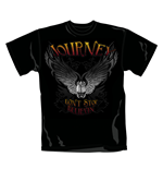 Camiseta Journey Black Scarab. Produto oficial Emi Music