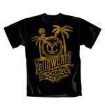 Camiseta Yellowcard Beach. Produto oficial Emi Music