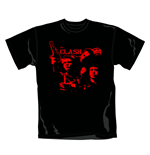 Camiseta The Clash Band Gun. Produto oficial Emi Music