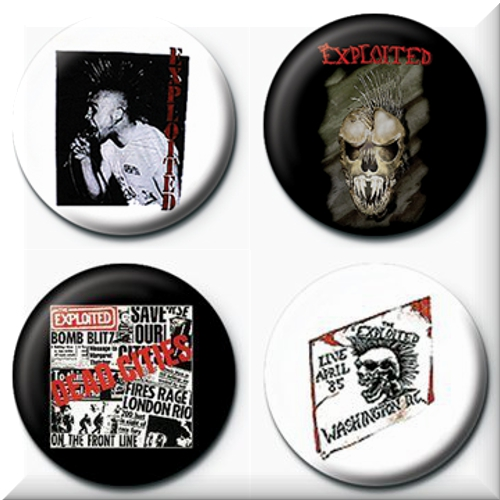 Broche The Exploited 69992
