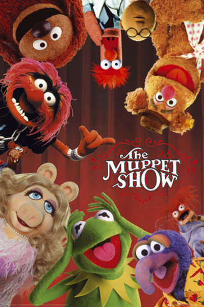 Poster The Muppets 70003