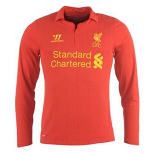 94e03401e9120 Camiseta 2012-13 Liverpool Home Original  Compra Online em Oferta